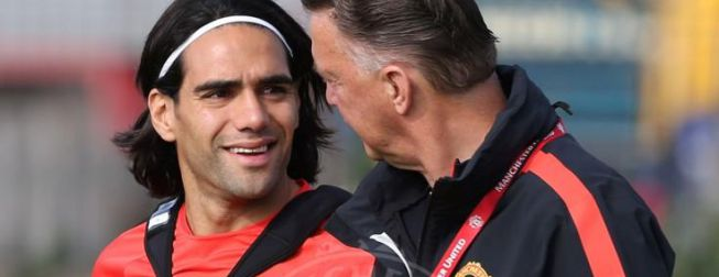 "Falcao: ""El Madrid se interesó, pero yo elegí el Manchester"""