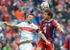 Bayern y Dortmund ganan y reducen distancia al líder