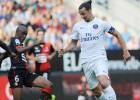 El PSG sólo puede rascar un empate en su visita al Rennes