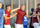 La Roma derrota al Empoli con un afortunado gol