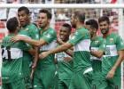 El Elche logra su primer triunfo de la temporada en Vallecas