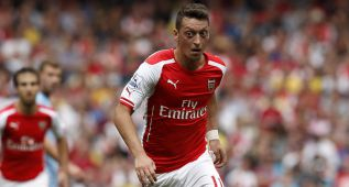 Guardiola quiere llevarse en enero a Özil