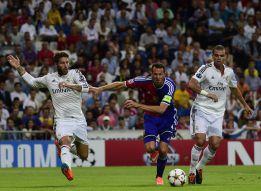 Terapia de goles en el Bernabéu