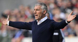 El Hamburgo destituye a su entrenador, Mirko Slomka