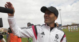 """Zinedine Zidane: """"¿Por qué no entrenar algún día a Francia?"""""""