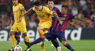 """Alves: """"La mayoría de rivales vendrán a jugar como el APOEL"""""""