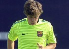 Sergi Roberto renueva con el Barcelona hasta junio de 2019