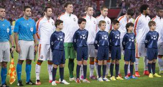 España es el país con más jugadores en la Champions