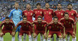 España baja un puesto en el ránking FIFA y ahora es octava