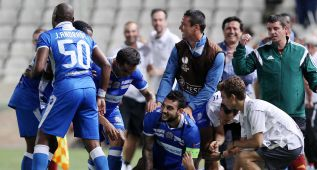 El Standard calca al Sevilla y el Limassol sorprende al Zúrich