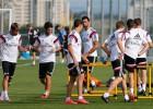El Real Madrid ya prepara el partido contra el Elche