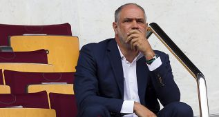 """Zubizarreta: """"Hoy dejamos a Messi que falle el penalti"""""""