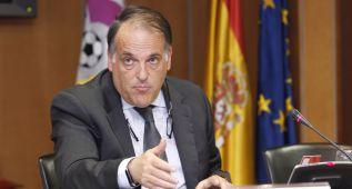 """Tebas: """"Sin control financiero la Liga habría desaparecido"""""""