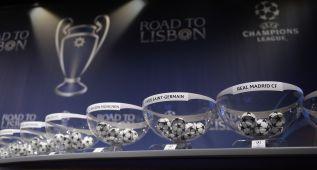 Sólo el campeón de Liga estará en el primer bombo Champions