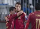 Bernat y Rodrigo debutaron con la absoluta ante Luxemburgo