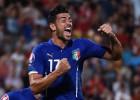 Italia gana sin convencer en Malta con un gol de Pellé
