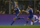 Nainggolan y Courtois le dan un punto a Bélgica en Zenica