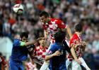 Gol y asistencia de Modric en la goleada ante Azerbaiyán