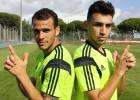 Sandro y Munir son los dos pistoleros contra Serbia