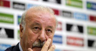 Del Bosque sugiere que no seguirá después de la Euro 2016