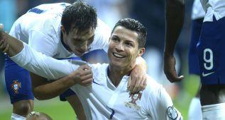 """Cristiano Ronaldo: """"Sabía dónde la pondría Quaresma"""""""