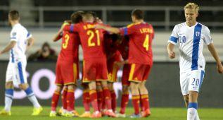 Stancu da la victoria a Rumanía