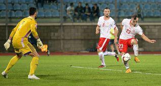 Suiza suma sus primeros tres puntos tras golear a San Marino