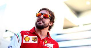 """Alonso: """"No tengo un gran riesgo de quedarme sin volante"""""""
