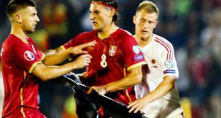 """Rukavina: """"La bandera de Albania fue una provocación"""""""