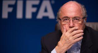 """Blatter: """"El fútbol no puede ser utilizado con fines políticos"""""""