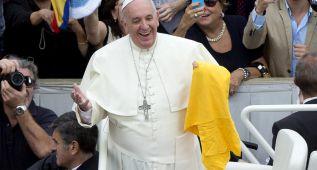El Papa Francisco recibirá al Bayern en audiencia privada