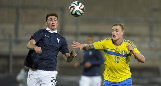 """Laporte: """"Juego con Francia y seguiré jugando con Francia"""""""