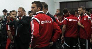 """""""Aún está la herida de Kosovo; fue una cagada lo de UEFA"""""""