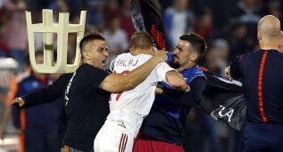 Los albaneses denuncian acoso desde el principio en Belgrado