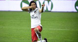 El PSG vence por 3-1 al Lens y revive a pesar de las ausencias