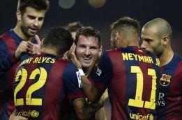 El Barça resucita la vieja receta