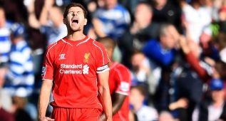 "Gerrard ya mira al Madrid: ""Tenemos mucho que mejorar"""