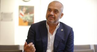 El primer ministro albanés no irá a Belgrado tras los incidentes