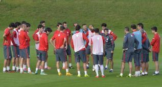 El Athletic viaja hoy a Oporto reforzado por juego y afición