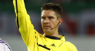El esloveno Matej Jug dirigirá el Atlético-Malmoe del Calderón