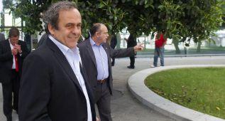 "Platini, a BeIN Sports: ""El Balón de Oro debe ir a algún alemán"""