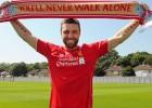"""Lambert: """"Si Anfield está a tope somos imparables por momentos"""""""