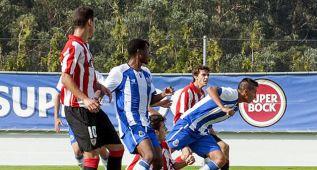 Dolorosa derrota del Athletic de Bilbao ante el Oporto