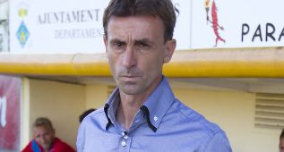 Santi Castillejo, destituido como técnico del Llagostera