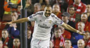 """Benzema: """"Estamos mejor este año y vamos a ganarle al Barça"""""""