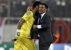 """Roberto: """"Ha sido un gran partido y estoy muy contento"""""""