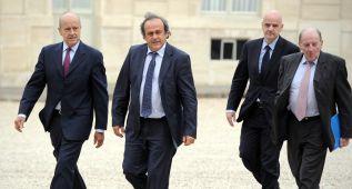 Platini dice que nunca tuvo injerencia en la Copa de África