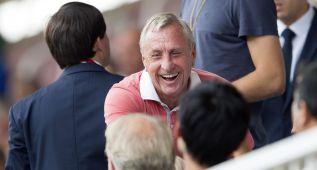 """Cruyff: """"La imagen del Barça se está ensuciando con esto"""""""