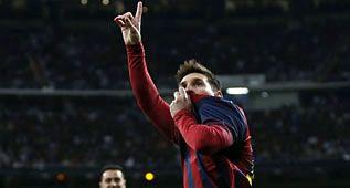 La FIFA autorizaría el homenaje a Messi en el Bernabéu