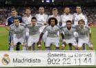 Elige el once del Real Madrid en el Clásico ante el Barcelona